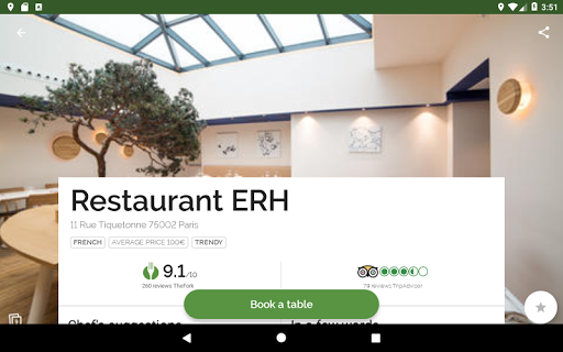 TheFork - Restaurants booking and special offers screenshots 13