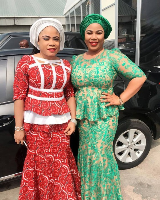 latest ankara for plus size ladies (3)