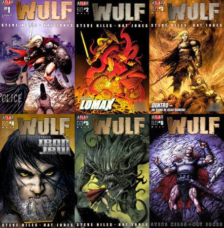 Wulf [Vol.1][1-6][C�mic][Espa�ol]