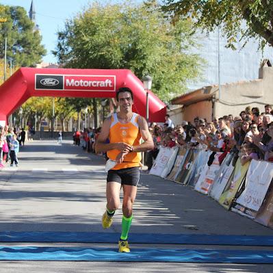 Carrera de La Solana 2015 - Llegada