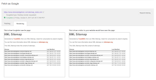 how to fix sitemap parsing error in google webmaster tool google