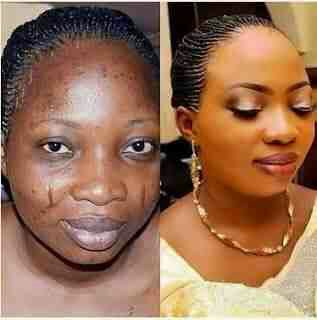 OKIJA!!! Man Dumped New Wife On Honeymoon After He Saw Her Without Make-up & Did Not Recognize Her