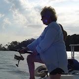 Cindy saltwater fishing.