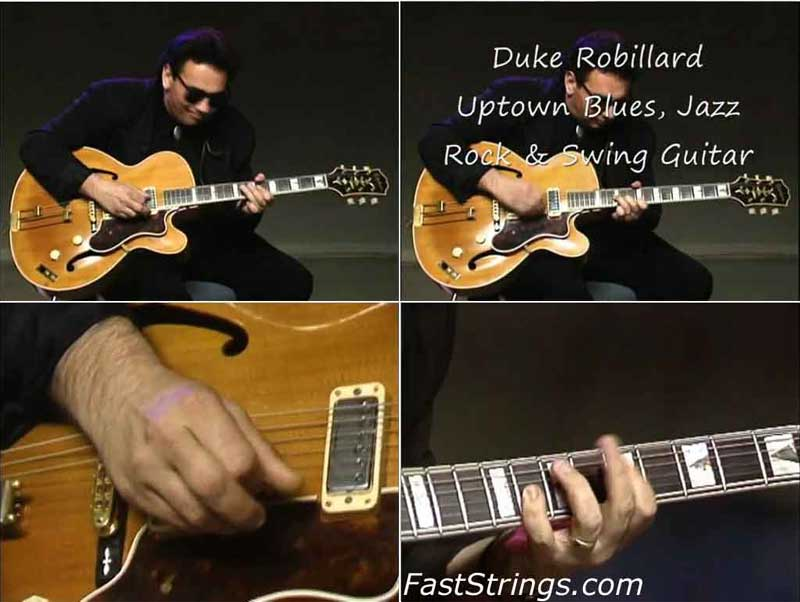 Duke Robillard - Uptown Blues, Jazz Rock and Swing Guitar