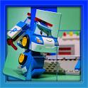 Puzzle Slide Robocar Toys icon