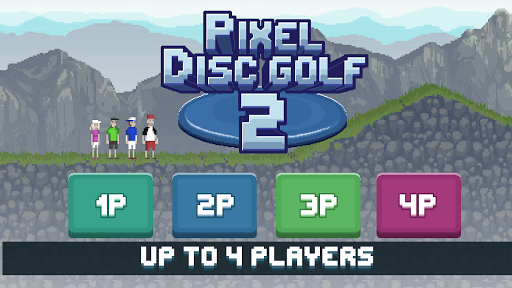 Pixel Disc Golf 2