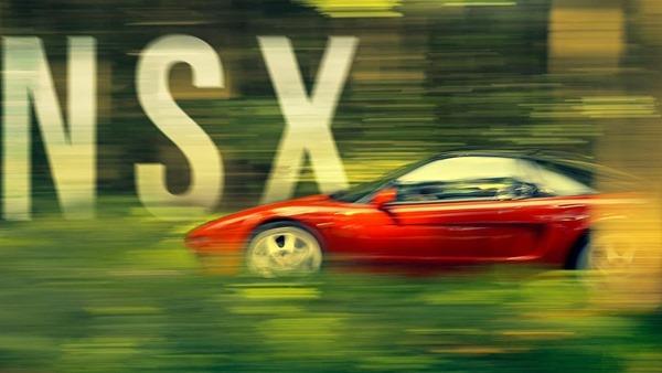 NSX Ayrton Senna