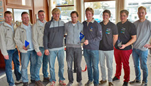 J/22 Match Race team winners