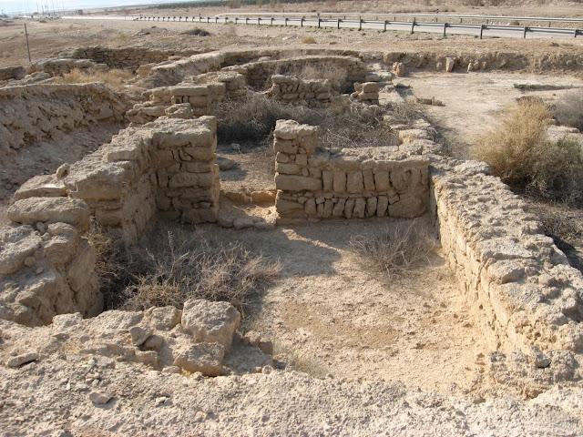 עתיקות בית חגלה – עיר הגבול בין שבטי בנימין ויהודה