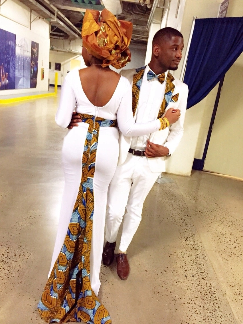 African Traditional Wedding Attire Styles You Will Love 4