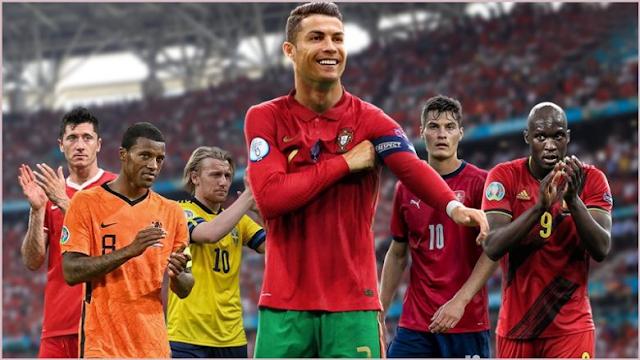 دور المجموعات في `` يورو 2020 '' بالأرقام: رونالدو ، أصغر لاعب ، تدخلات وإحصائيات أخرى
