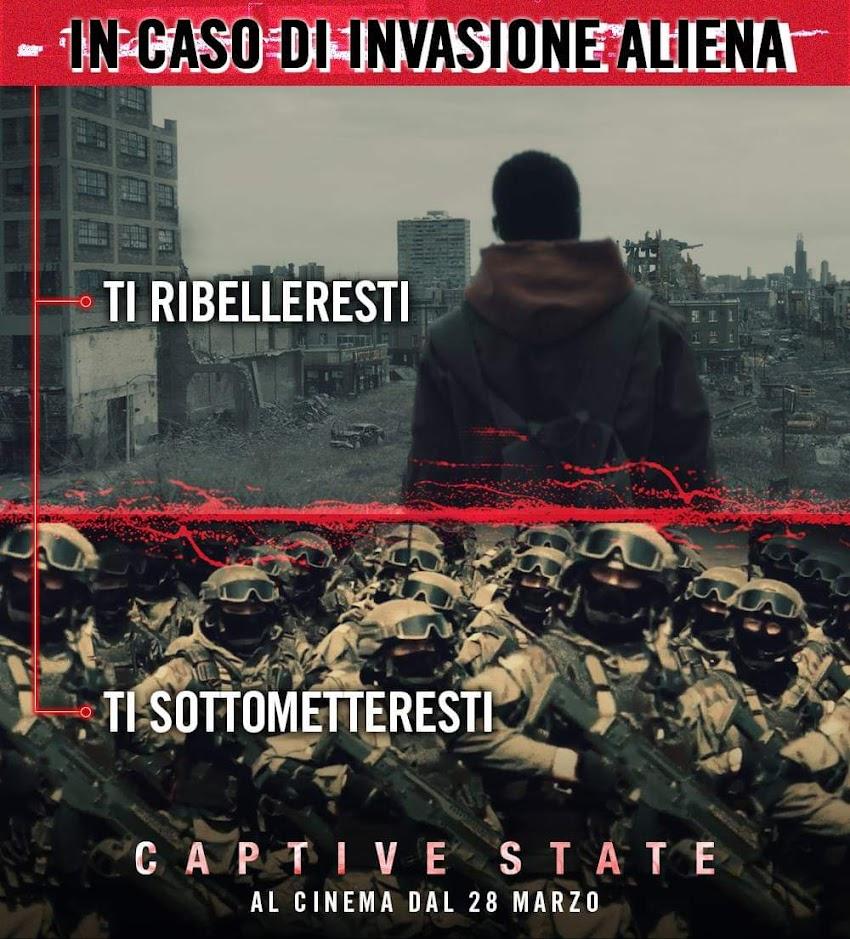 Captive State Il Film Dal 28 Marzo Al Cinema