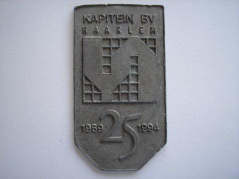Naam: Kapitein BVPlaats: HaarlemJaartal: 1969-1994
