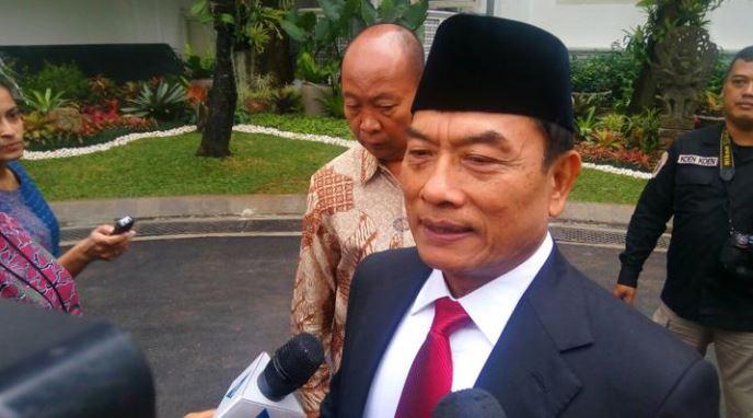 Akhirnya Tabir Mengungkap Moeldoko Perusak Jokowi