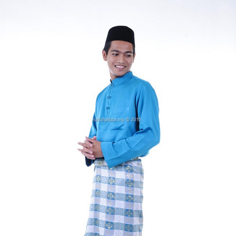 Photoshoot Raya di Positive Pixel Studio, Kuala Terengganu