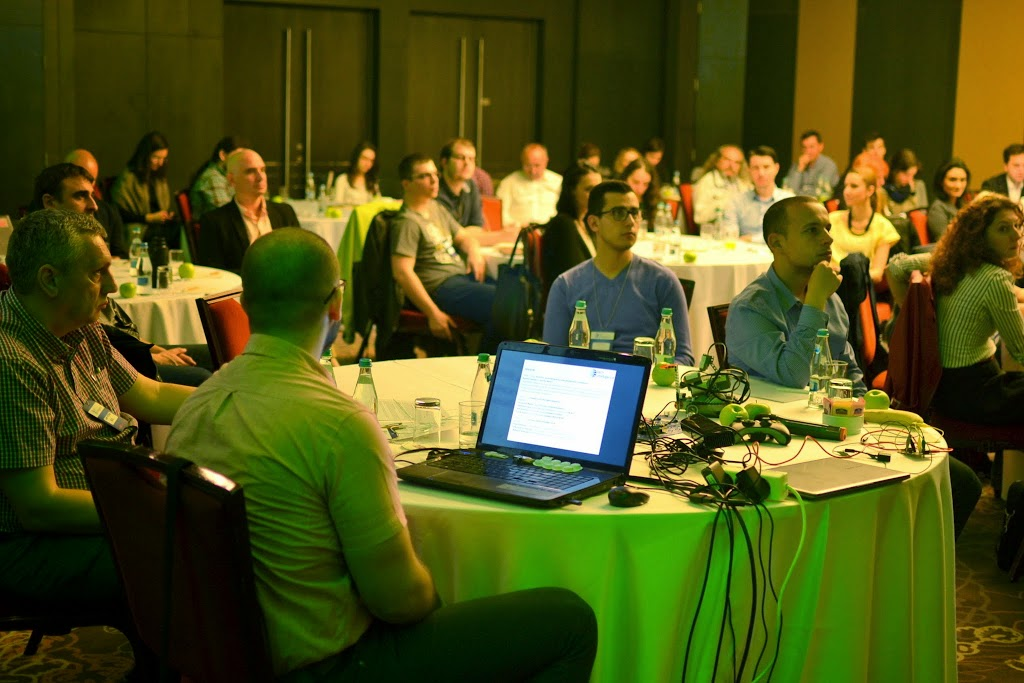Tech Intelligence Conference, Hotel Howard Johnson 153