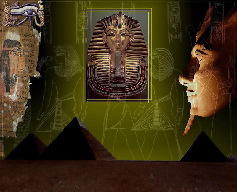 Egypt Mystic, Egyptian Magic