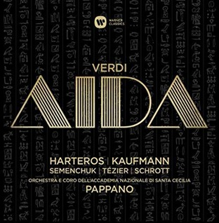 CD REVIEW: Giuseppe Verdi - AIDA (Warner Classics 0825646106629)