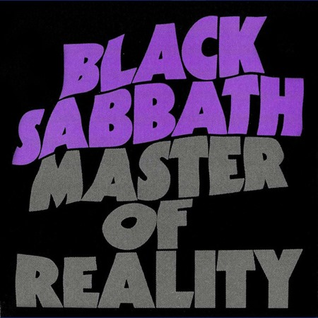 1971 - Master of Reality - Black Sabbath
