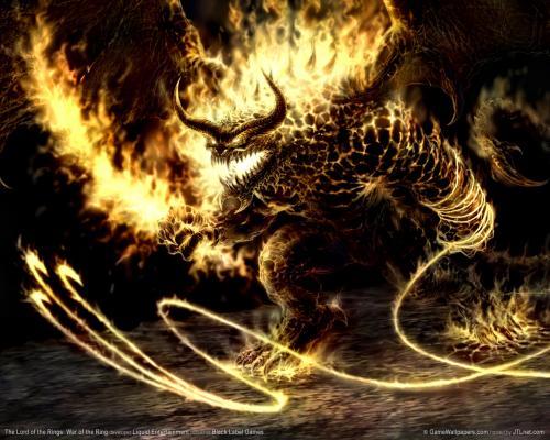 Flame Devil, Death