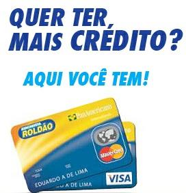 Se você não receber a fatura do seu Cartão de Crédito Roldão até a data do  vencimento pode solicitar uma segunda via, aqui pela internet, caso não  possua ...