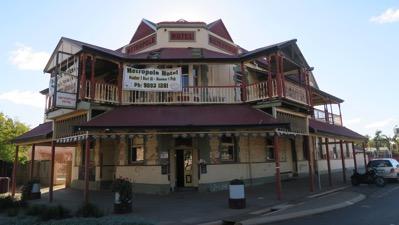 Boulder Metrolpole Hotel