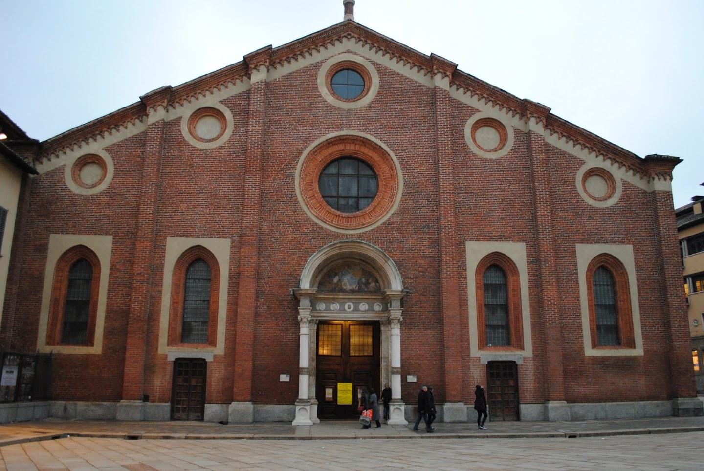 My Photos: Milan -- Santa Maria delle Grazie