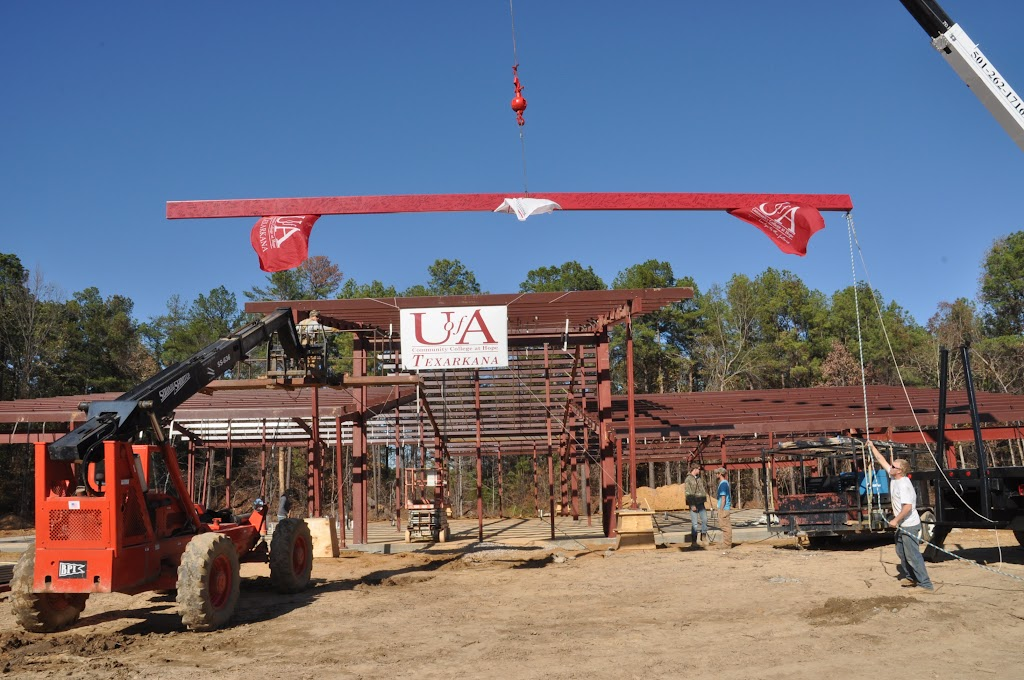 UACCH-Texarkana Creation Ceremony & Steel Signing - DSC_0272.JPG