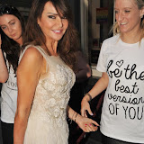 OIC - ENTSIMAGES.COM - Lizzie Cundy at the Style for Stroke T-shirt - launch party in London 13th May 2015  Photo Mobis Photos/OIC 0203 174 1069