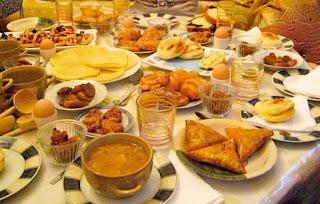 Equilibrer son alimentation pendant Ramadan ?