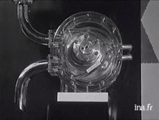 1960 moteur à piston rotatif