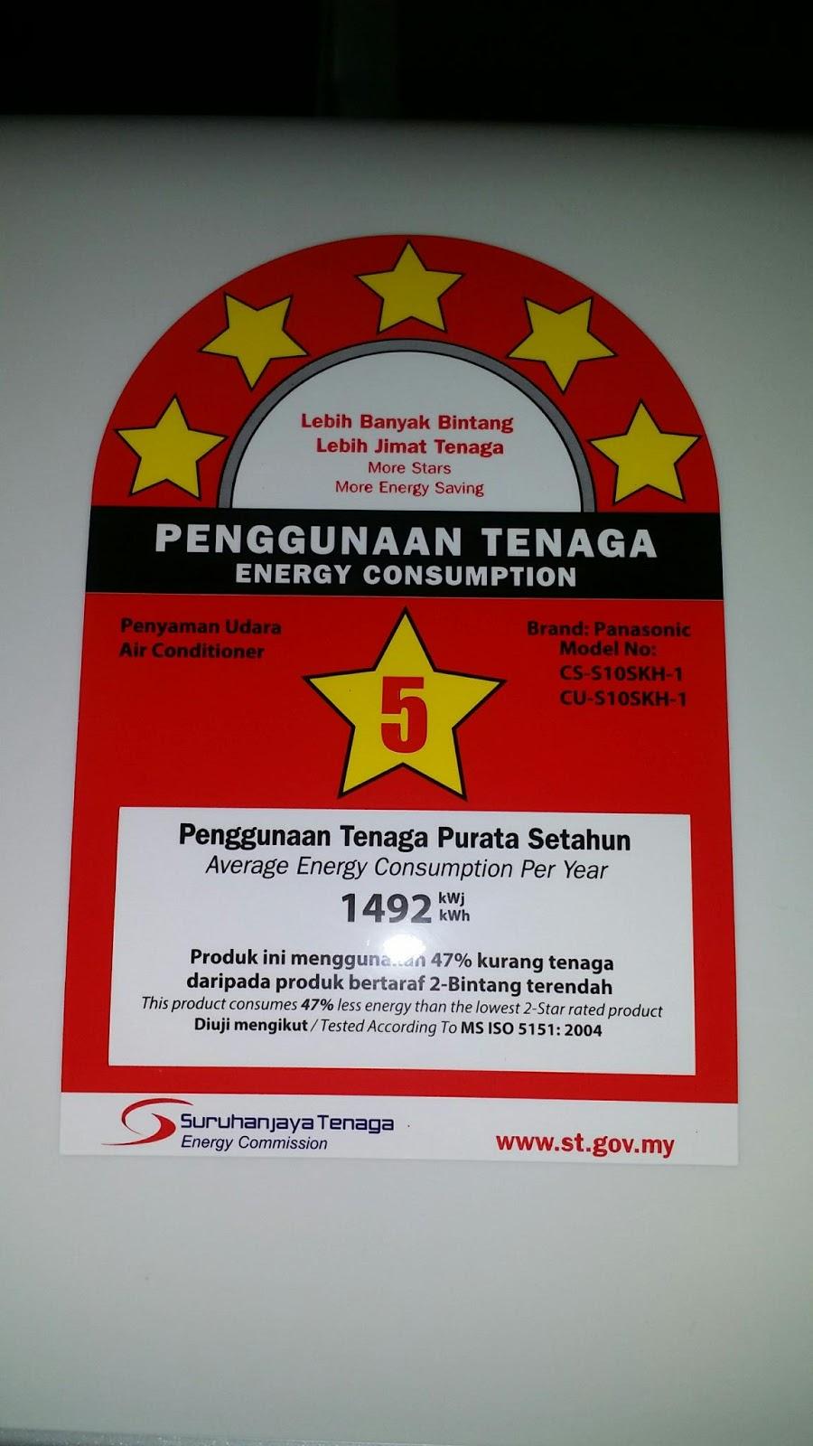 Sini Untuk Tips Dan Rujukan Tentang Penjimatan Kos Elektrik Dalam Cara Penggunaan Air Cond