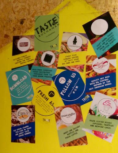 Taste Buchanan, StreetDots, Buchanan Galleries, Food court, street food, Perfect Parties, Nomad Pizza, Chompsky, Surfdogs, Buffalo Farm, Designer Cakes by Paige, Equi's Ice Cream