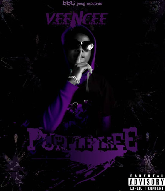 New Music: Veen Cee - Purple Life