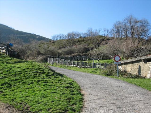 Rutas Montaña Asturias: Pista