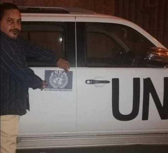 El Aaiún ocupado: Activistas saharauis denuncia a las fuerzas de ONU por su pasividad en la resolución del conflicto del Sáhara Occidental.