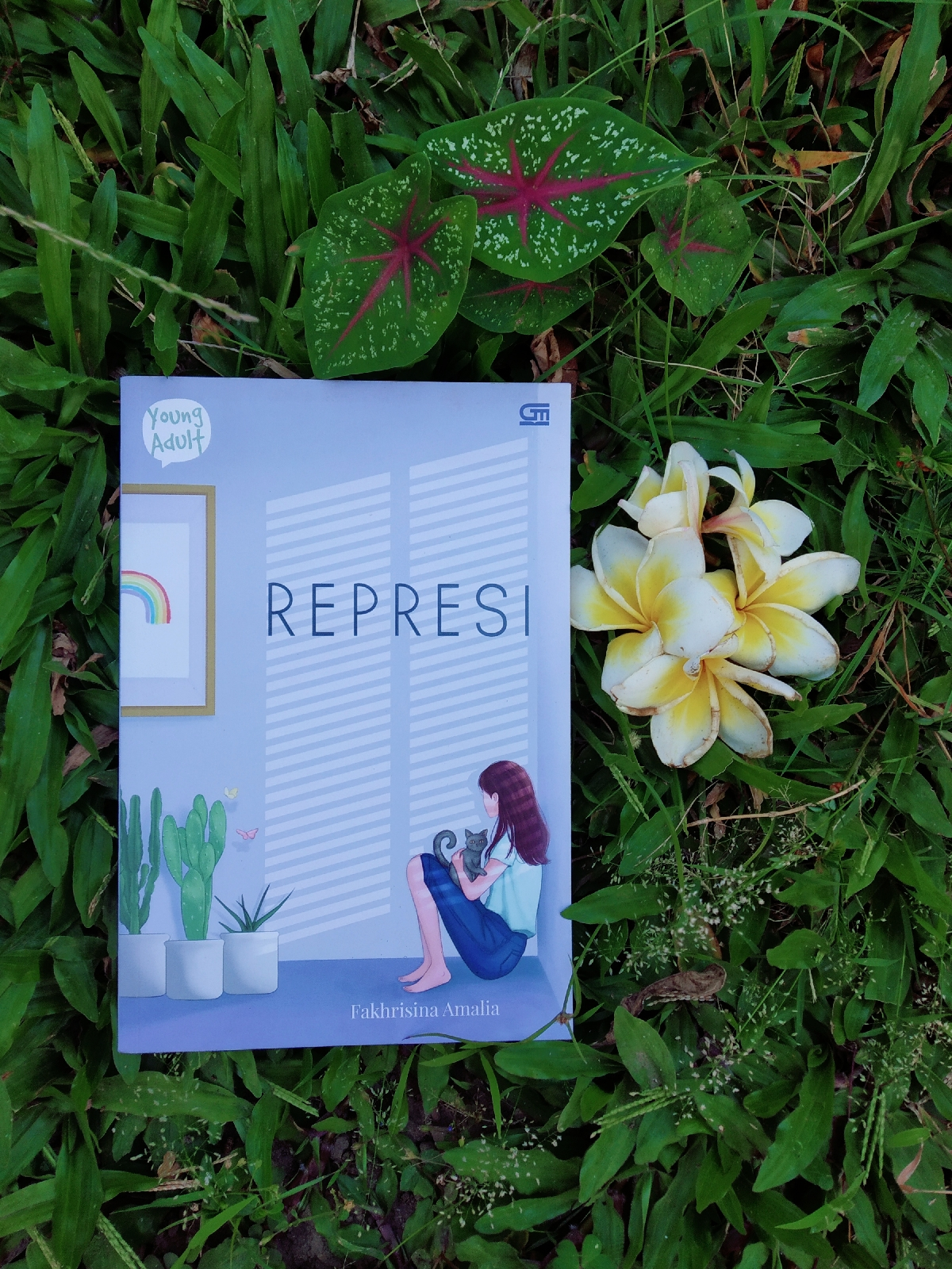 Review Novel Represi