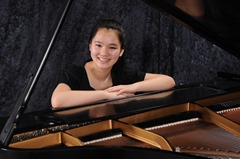 Photo 1 – Seventeen-year-old pianist Angela Zhao was the winner of NJIO Young Artist Concerto Co