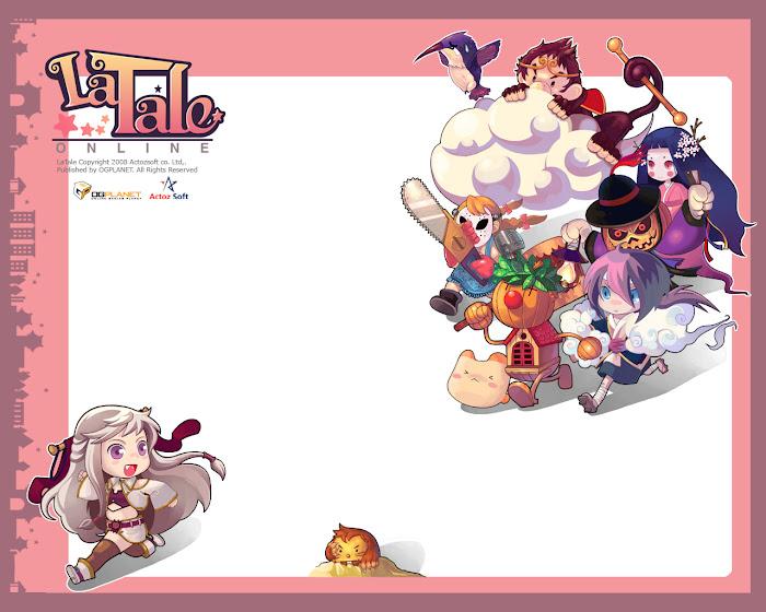 Ngắm các nhân vật cute trong Latale - Ảnh 2