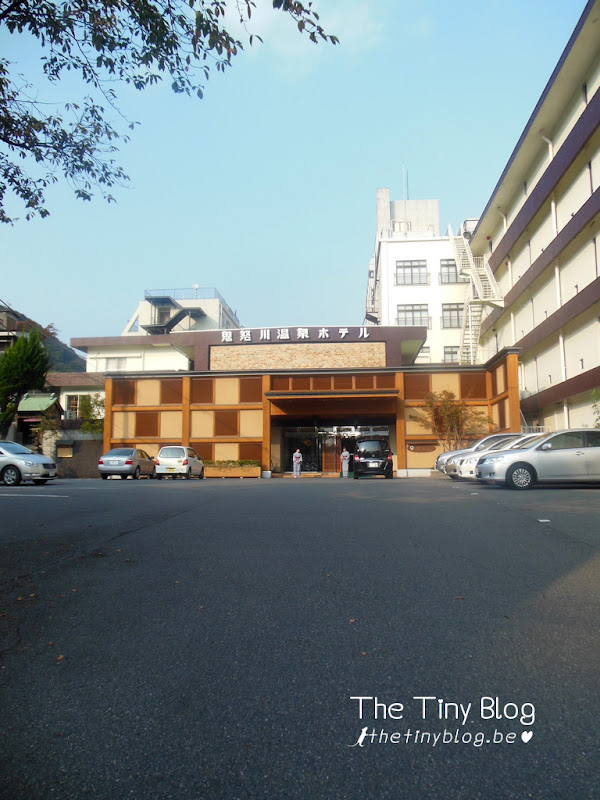 Kinugawa Hotel Onsen City October 2015