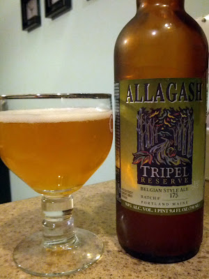 Allagash Tripel Reserve Batch #175