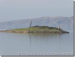 Croatia Cruising Companion - Klenovica - Sv Anton