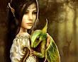 Beautiful Elf Of Life