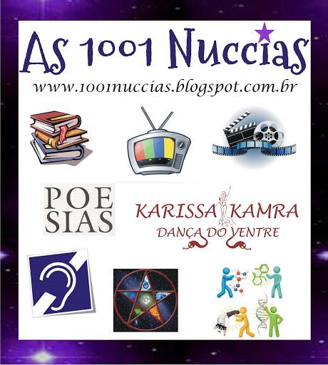 As 1001 Nuccias - Livros, séries, filmes, surdez e dança
