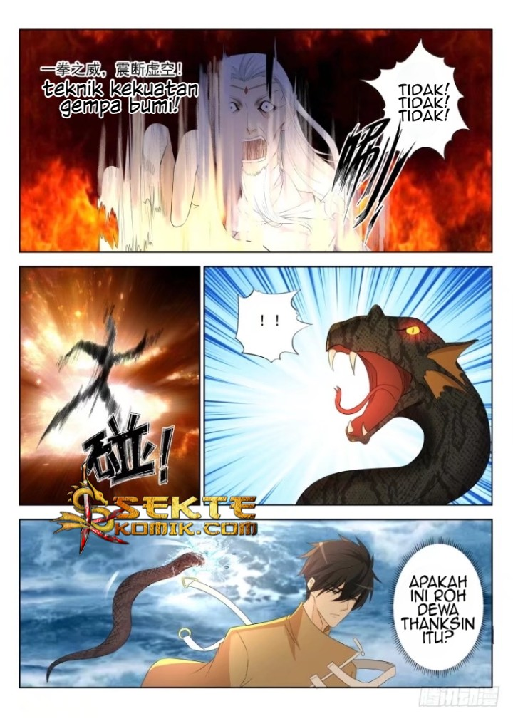Rebirth Of The Urban Immortal Cultivator: Chapter 287 - Page 4