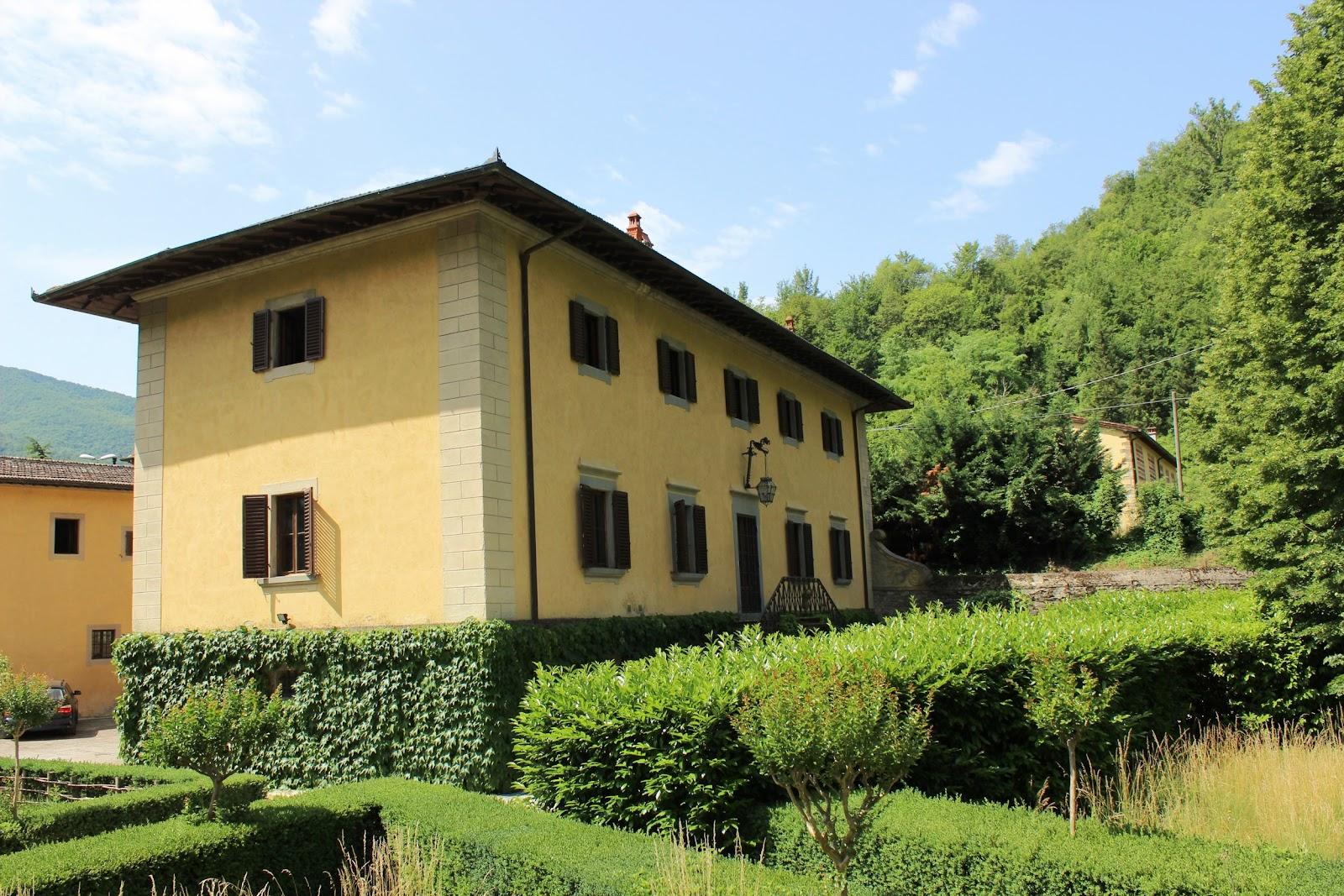 Villa Lante_Borgo San Lorenzo_1