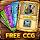 ★ Dark Deck Dragon Loot Cards CCG / TCG ★