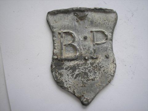 Naam: BPPlaats: PieterburenJaartal: 1850Vindplaats: Borg Pieterburen