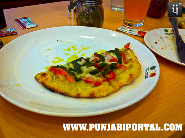Pizza More Italia in Sec 22 Chandigarh