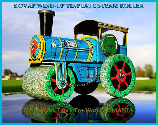 Locomotive STEAM Rollers